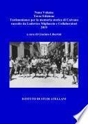 Volume nono - Testimonianze per la memoria storica di Caivano raccolte da Ludovico Migliaccio e Collaboratori (a cura di Giacinto Libertini) – Terza Edizione