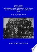 Volume quinto - Testimonianze per la memoria storica di Caivano raccolte da Ludovico Migliaccio e Collaboratori (a cura di Giacinto Libertini) – Terza Edizione