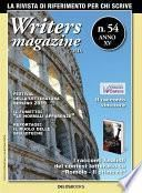 Writers Magazine Italia 54