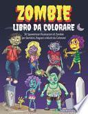 Zombie Libro da Colorare