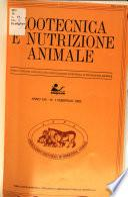 Zootecnica e nutrizione animale